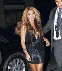 Beyonce ve Jay-Z gece kulübünde