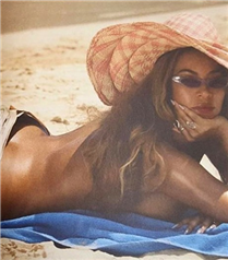Beyonce ve Jay Z Yatakta
