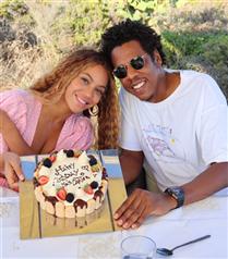 Beyonce'nin Doğum Günü Kutlaması
