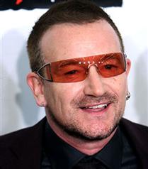 Bono ve Zülfü Livaneli düeti