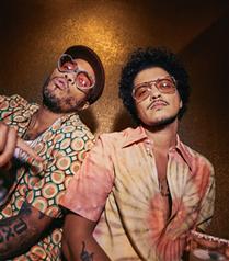 Bruno Mars İlk Günlük Giyim Koleksiyonunu Sundu