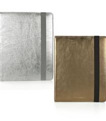 Burberry metalik iPad kılıfları