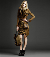 Burberry Prorsum Resort 2011