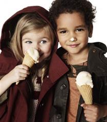 Burberry`nin yeni çocuk reklamları