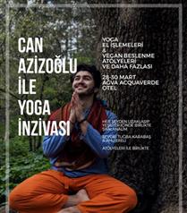 Can Azizoğlu İle Yoga İnzivası