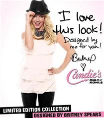 Candie`s Britney Spears koleksiyonu