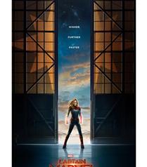 Captain Marvel'de İlk Fragman Yayınlandı