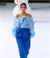 Carolina Herrera Sonbahar/Kış 2020'den Öne Çıkan Tasarımlar