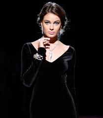 Cartier Panthere Koleksiyonu`nu Venedik`te tanıttı