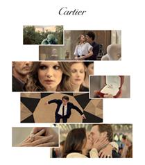 Cartier`den Sevgililer Günü kutlaması
