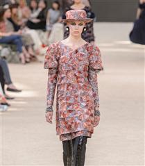 Chanel Sonbahar 2017-18 Couture Defilesi