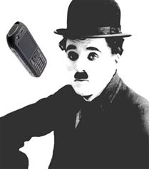 Chaplin filmi ve cep telefonu gizemi