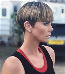 Charlize Theron'un Yeni Fast & Furious Stili