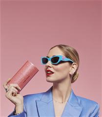 Chiara Ferragni'nin Koleksiyonu Sunglass Hut'a Özel Olarak Satışa Sunuldu