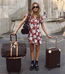 Chiara Ferragni'nin Konforlu ve Şık Seyahat Stilinden İlham Alın