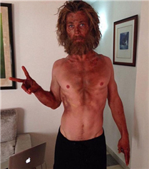Chris Hemsworth Şok Etti
