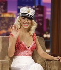 Christina Aguilera'nın Unutulmaz Stil Görünümleri