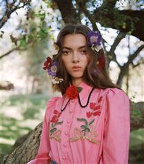 Çiçeklerin Romantik Etkisinde Rodarte 2021 İlkbahar/Yaz Koleksiyonu