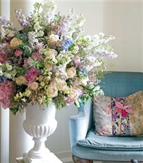 Çiçeklerle Evinizi Güzelleştirin