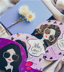 Cildinizi KinGirls Who Cares? Firm-it Maske ile Yaza Hazırlayın