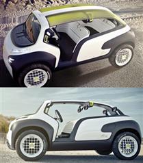 Citroën Lacoste İşbirliği
