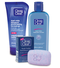 Clean & Clear Siyah Nokta Serisi