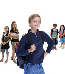 Çocuğunuzun sırt çantasına dikkat