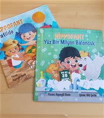 Çocuklar HiPP Kitap Kulübü ile Büyüyor