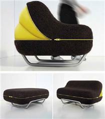 Çok amaçlı modern kanepe