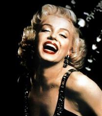 Çok özel Marilyn Monroe kitabı