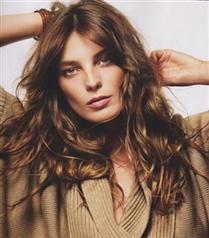 Daria Werbowy H&M Sonbahar çekimlerinde