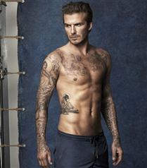 David Beckham for H&M Swimwear