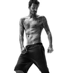David Beckham H&M kampanyasından yeni fotoğraflar