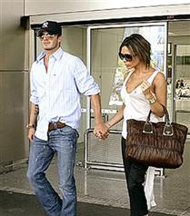 David Beckham: Victoria inanılmaz bir anne