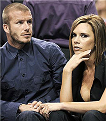 David-Victoria Beckham`a ödünç yat