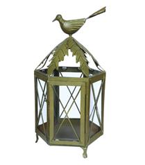Dekorasyonda kuş figürü