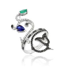 Diamond by Naci Şenocaklı`dan Lale Devri Koleksiyonu
