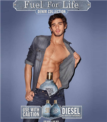 Diesel Fuel For Life Parfümü