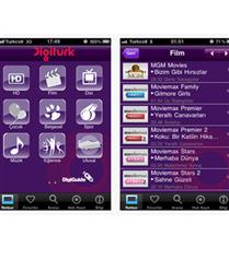 DigiGuide iPhone uygulaması