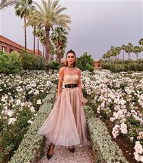 Dior Defilesine Katılan Ünlü İsimlerin Marakeş Stilleri