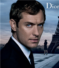 Dior Homme ve Jude Law