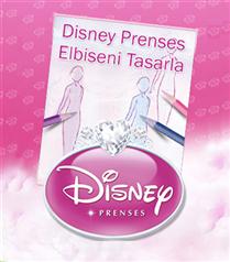 Disney`den Prenses Elbiseni Tasarla yarışması