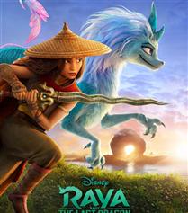 """Disney'den """"Raya ve Son Ejderha""""  Filmine Ait Yeni Fragman Yayınlandı"""