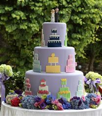 Divan düğün pastaları