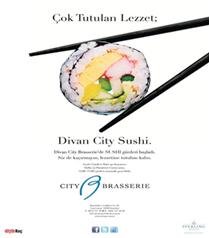 Divan`dan Sushi Günleri