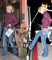 Doğal haliyle Britney