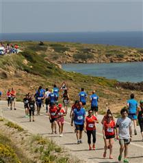 Doğaya ve Canlılara Saygıya Davet Eden adidas Bozcaada Yarı Maratonu Sona Erdi