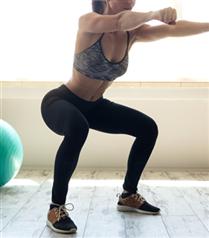 Doğru Squat ve Plank Nasıl Yapılır?