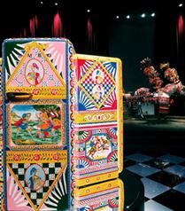 Dolce & Gabbana X Smeg İş Birliğinden Buzdolabı