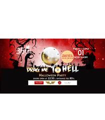 Drag Me To Hell Costume Party 3 Eğlence Severleri Buluşturuyor